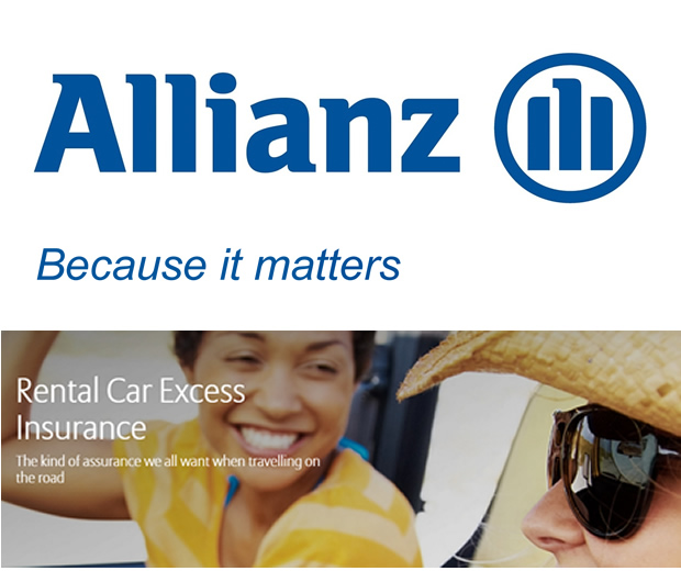 Allianz car rental excess insurance australia